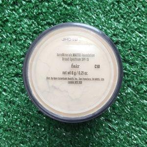 bareMinerals Makeup - Bare minerals matte foundation fair 6 g 0.21 new!